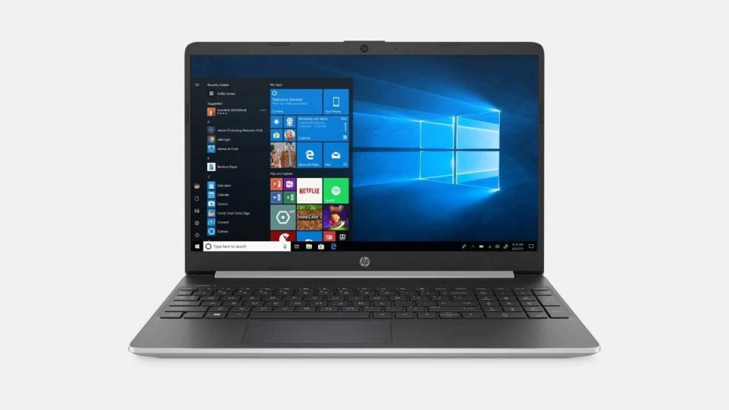 New 2020 HP 15 Touch Laptop