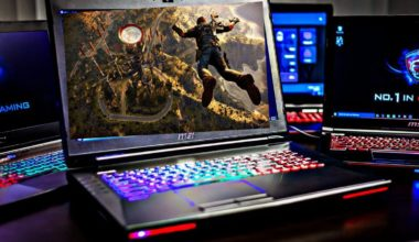 The Best Gaming Laptops Under 500