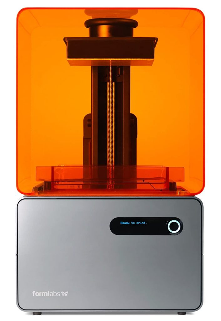 Form1+ SLA 3D Printer