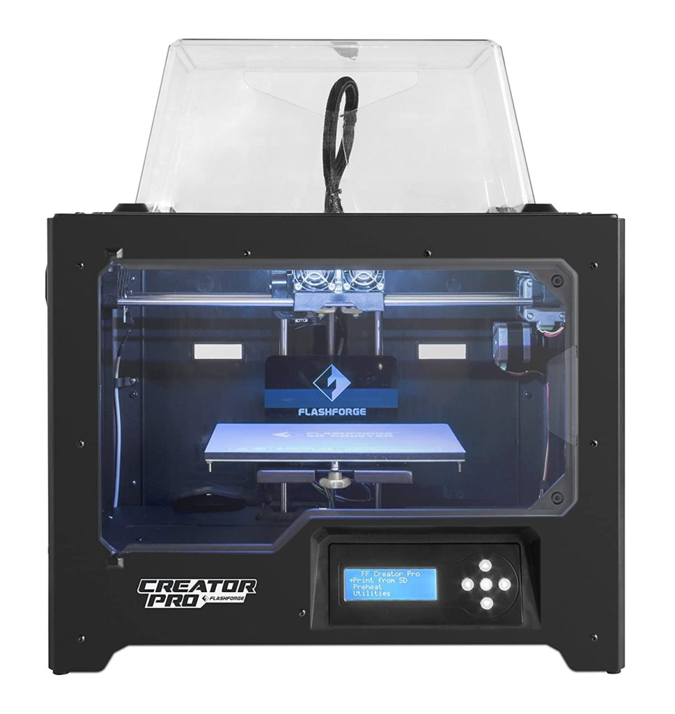 FlashForge 3D Printer Under $700
