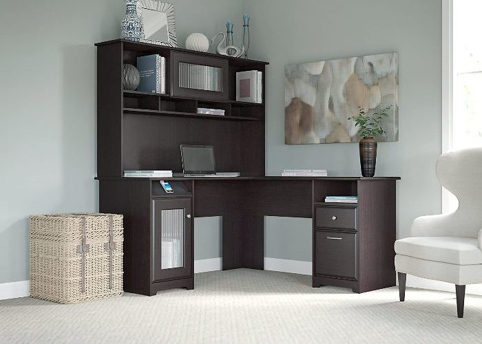 Best L Shape Desk With Hutch In The USA
