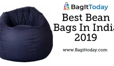 Best Bean Bags In India 2019