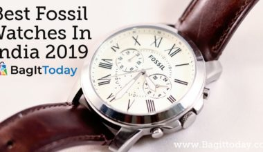 Best Fossil Watches In India 2019