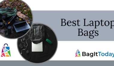 Best Laptop Bags Reviewer's and Buying Guide