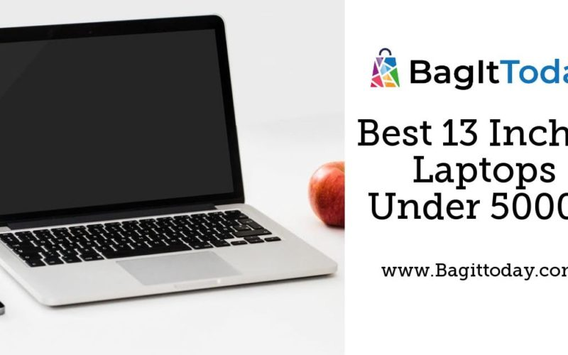 Best 13 Inches Laptops Under 50000