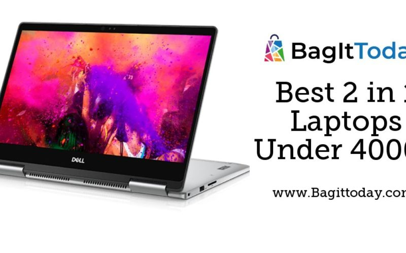 Best 2 in 1 Laptops Under 40000
