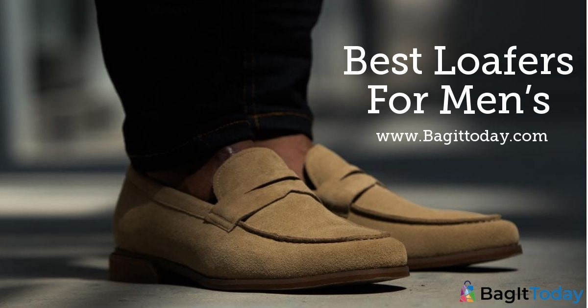 Best Loafers For Men's