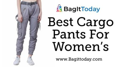 Best Cargo Pants For Women's