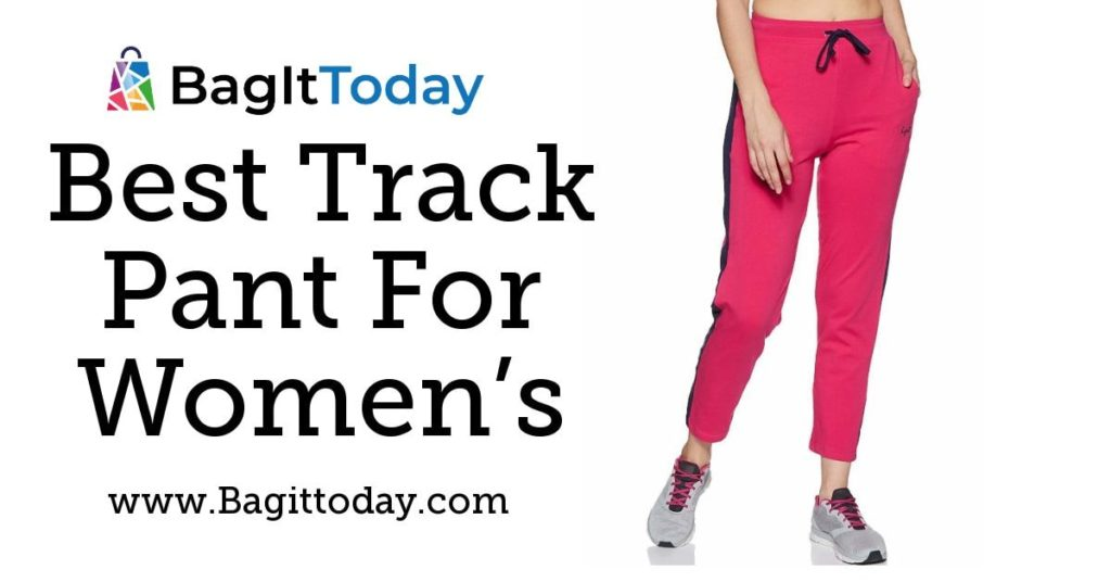 5 Best Track Pant For Women in India October 2021
