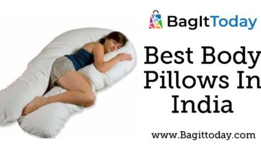 Best Body Pillows In India