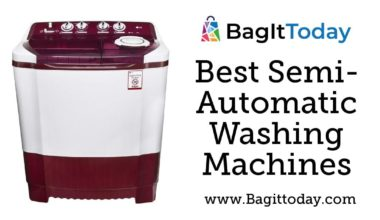 Best Semi-Automatic Washing Machines