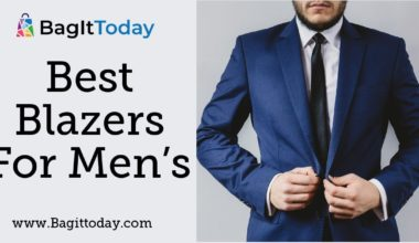 Best Blazers For Men's