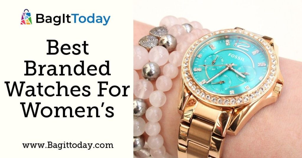 5 Best Branded Watches For Women in India September 2021
