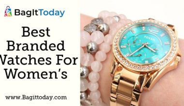 Best Branded Watches For Women's
