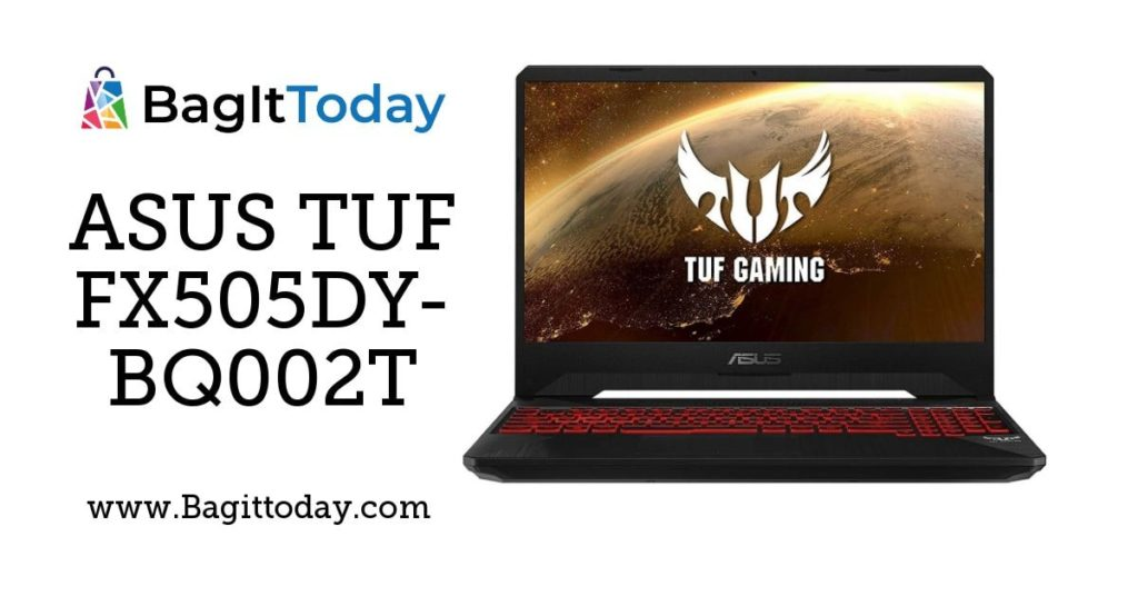 ASUS TUF FX505DY-BQ002T Price in India And Full Specification