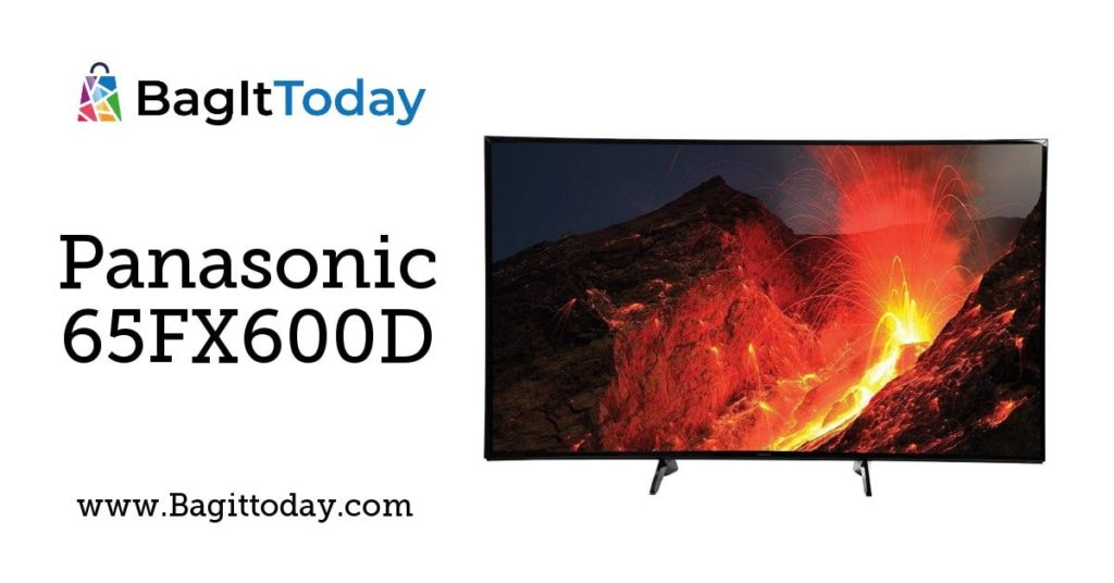 Panasonic 164 cm 65FX600D 4K UHD LED Smart TV Price In India and Full Specification