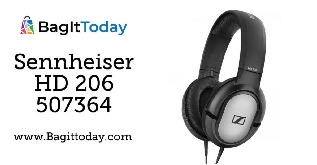 Sennheiser HD 206 507364 Headphone Price In India And Full Specification
