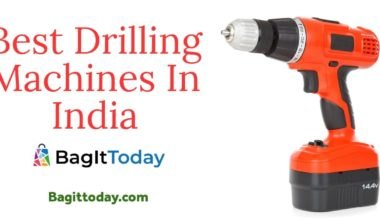 Best Drilling Machines In India 2020