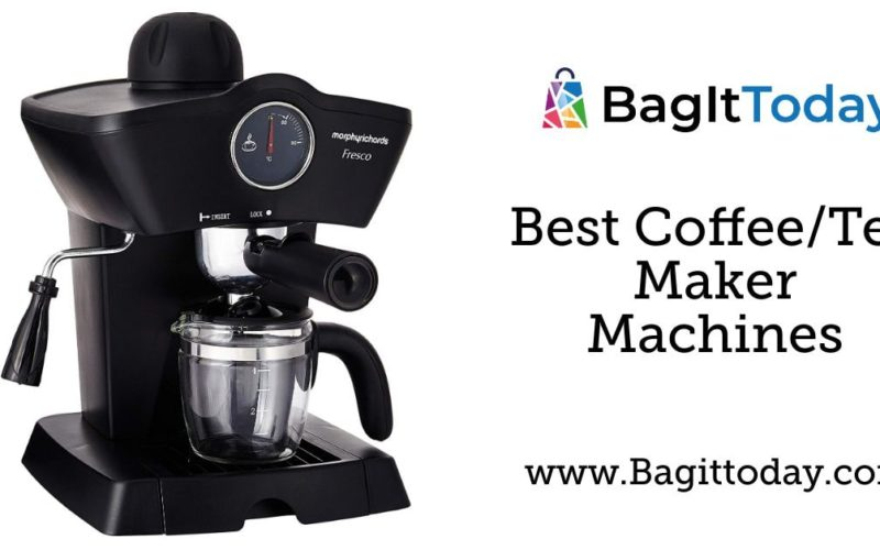 Best Coffee/Tea Maker Machines