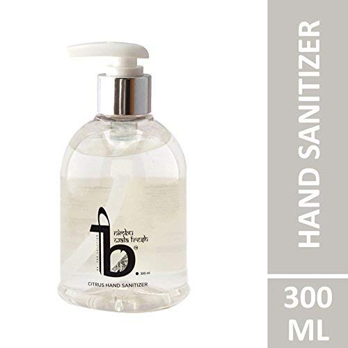 Be. 300 ML The Solution Citrus