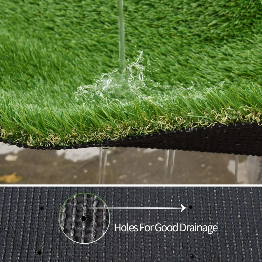Pindia 4 x 5 Feet High-Density Artificial Grass