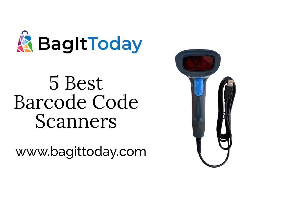 5 Best Barcode Code Scanners