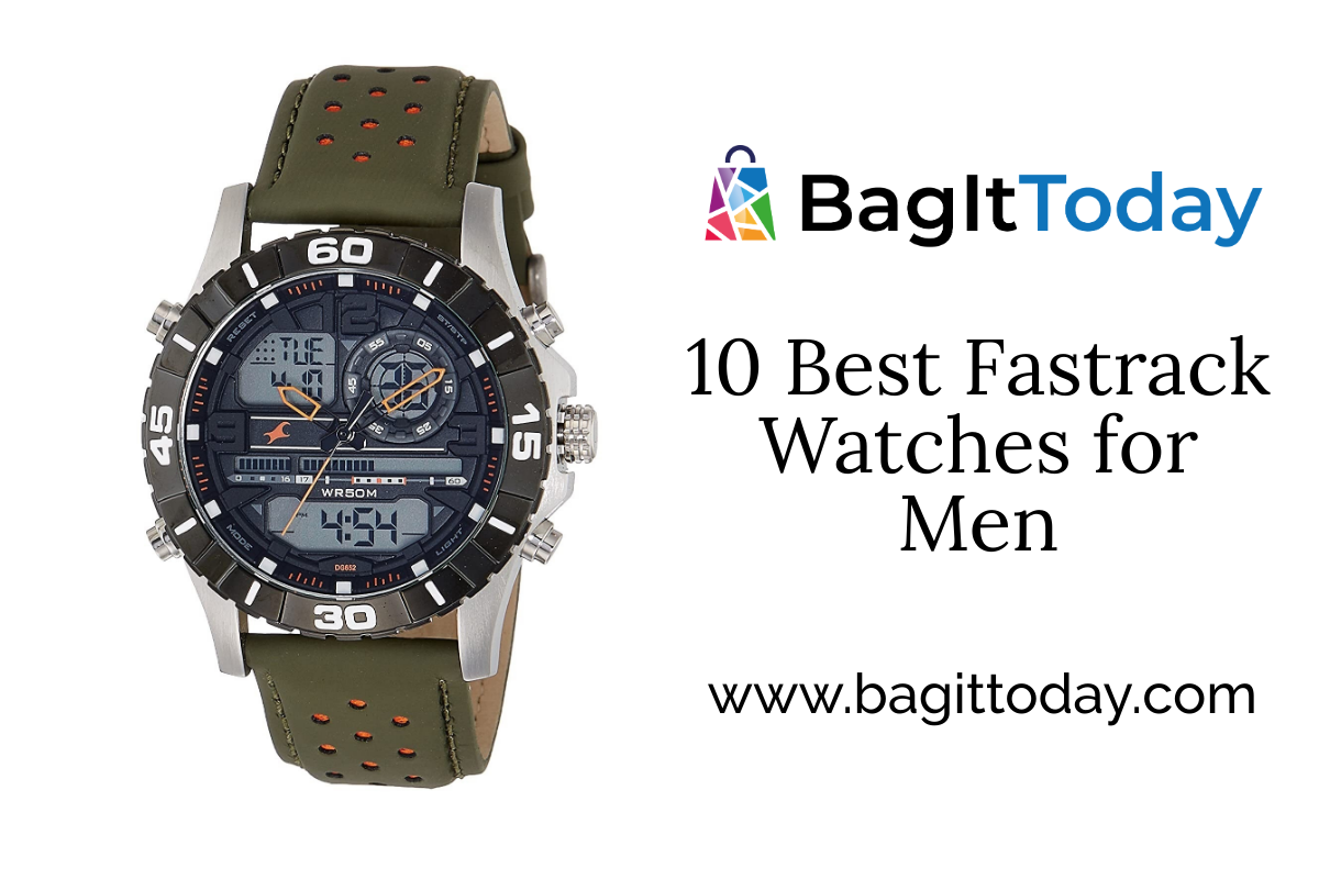 10 Best Fastrack Watches for Men