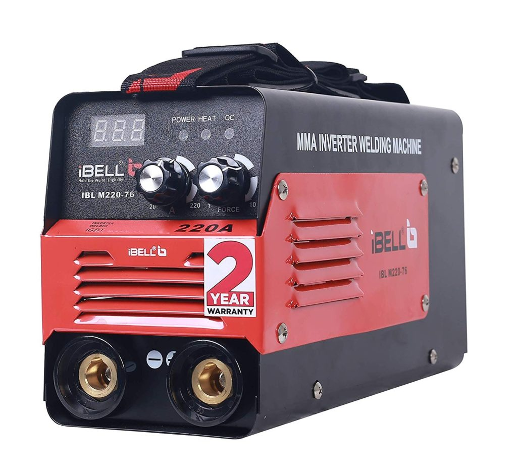 iBELL 220A Inverter ARC Welding Machine