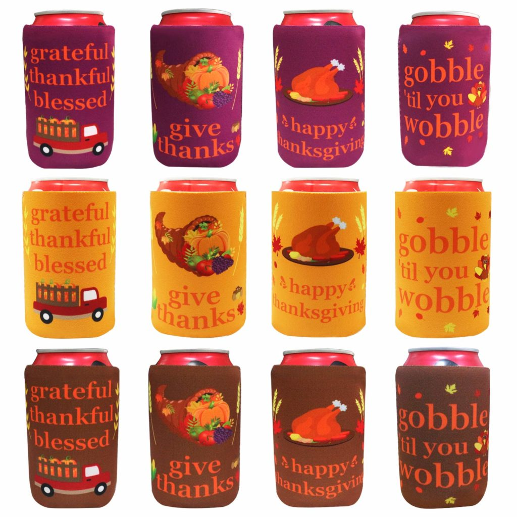 Beer Can Cooler Covers