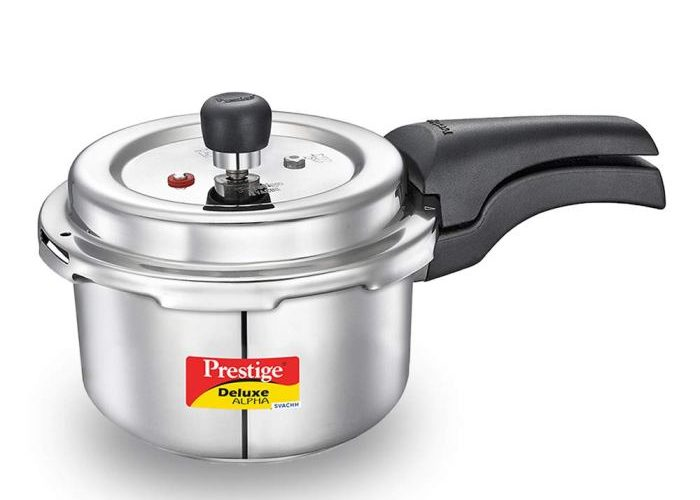 Best Stainless Steel Pressure Cookers In India
