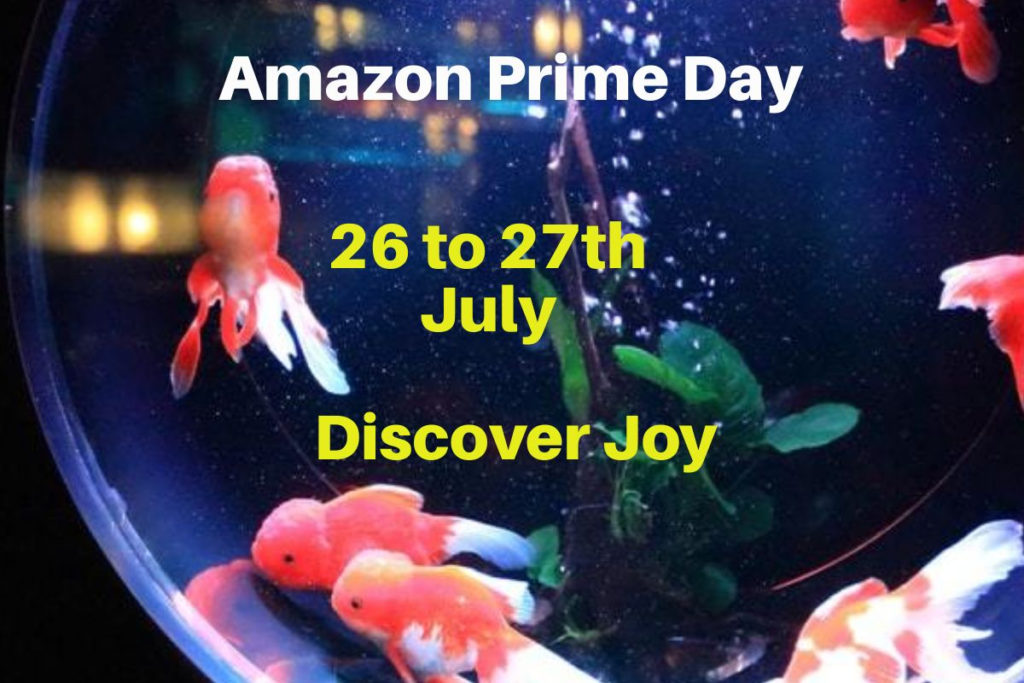 Amazon Prime Day 2021 is on July 26 & 27 in India - Grab Your Prime Deal Now
