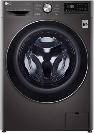 LG 10.5 Kg FHD1057STB Fully Automatic Front Load Washing machine